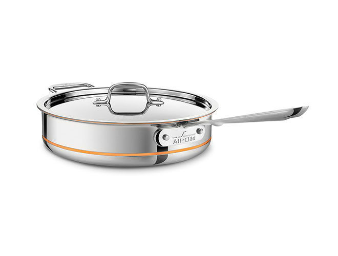 All-Clad Copper Core Saute Pans