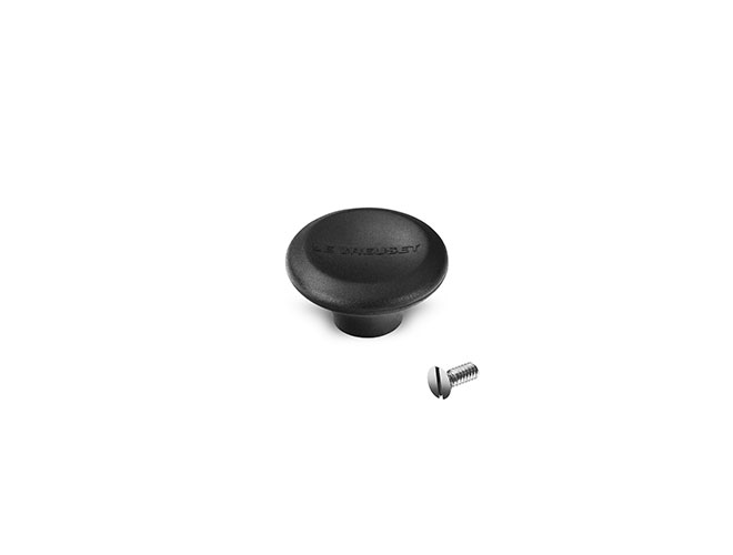 Le Creuset Signature Cast Iron Small Replacement Phenolic Knob
