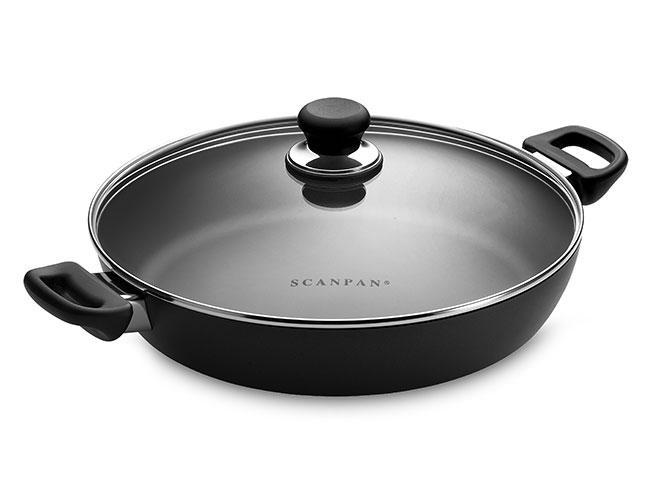 "Scanpan Classic Stratanium 12.5"" Nonstick Chef's Pan"