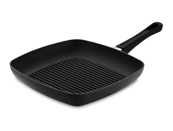 "Scanpan Classic Stratanium 10.5"" Nonstick Grill Pan"
