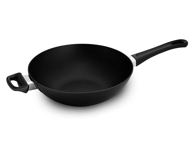 "Scanpan Classic Stratanium 11"" Nonstick Stir Fry Pan"