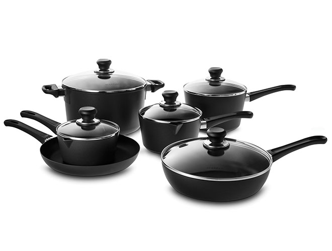 Scanpan Classic Stratanium 11 Piece Nonstick Cookware Set