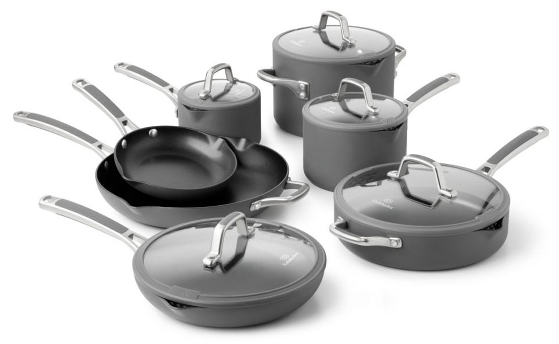Calphalon Easy System Nonstick Cookware Set 12 Piece