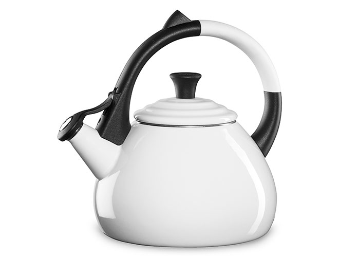 Le Creuset Enameled Steel 1.6-quart Oolong Tea Kettles