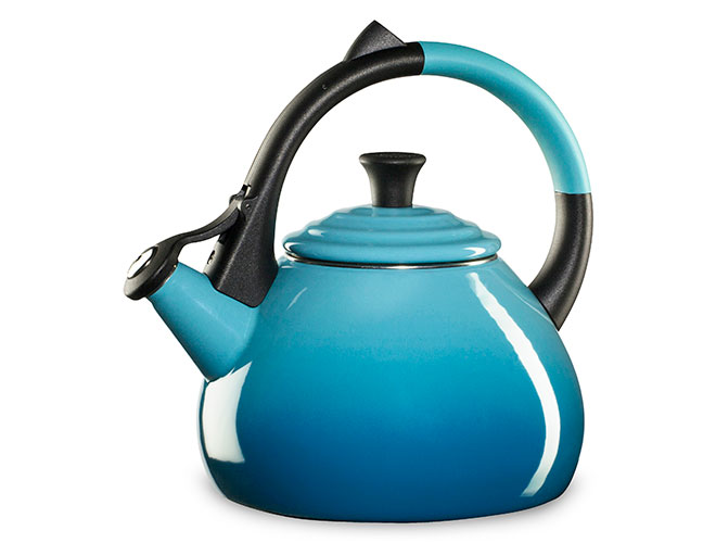 Le Creuset Enameled Steel 1.8-quart Oolong Tea Kettles