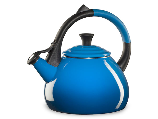 Le Creuset Enameled Steel 1.6-quart Marseille Oolong Tea Kettle