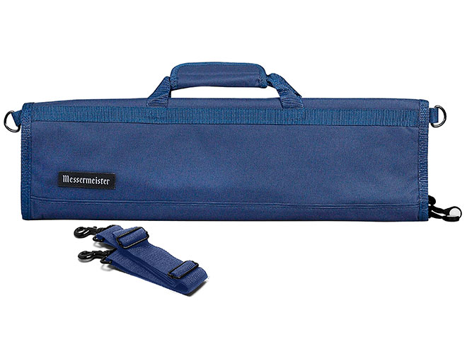 Messermeister 8-pocket Padded Knife Rolls