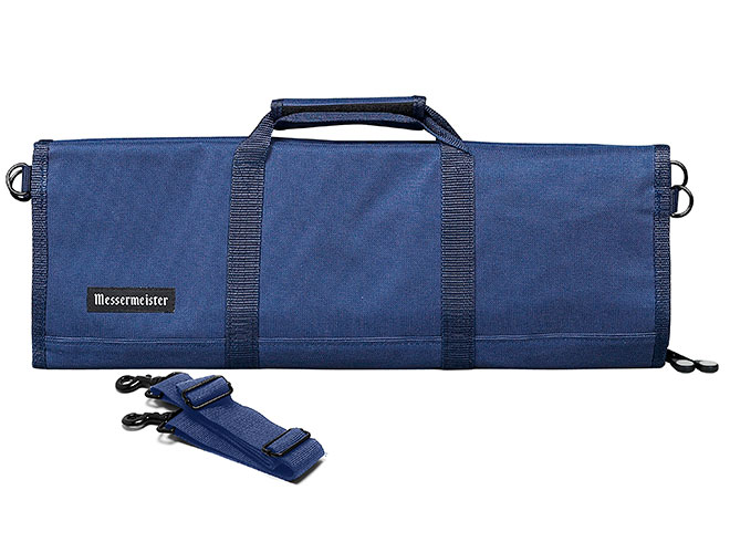Messermeister 12-pocket Padded Knife Rolls