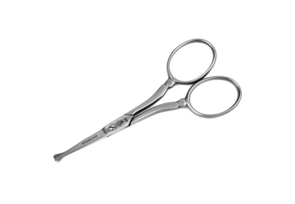 dovo stainless steel straight ear  u0026 nose hair scissors  4 u0026quot