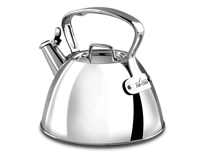 All-Clad 2-quart Whistling Tea Kettle