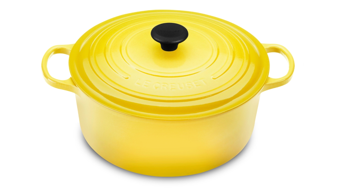 Le Creuset Signature Cast Iron 7.25-quart Round Dutch Ovens