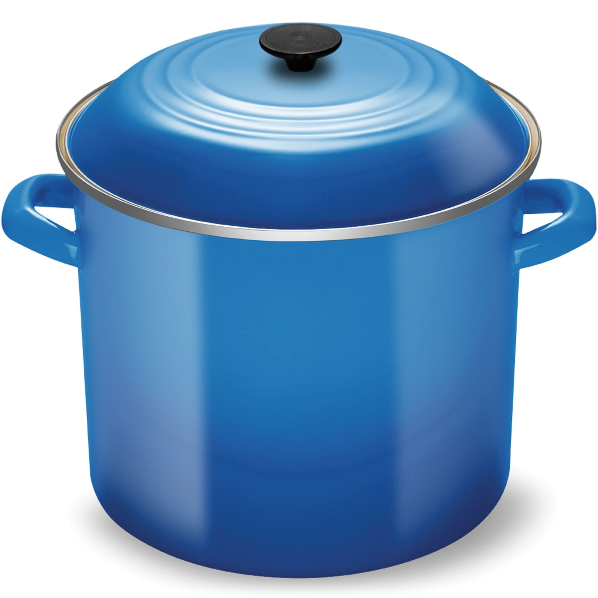 Le Creuset Enameled Steel 20-quart Marseille Stock Pot