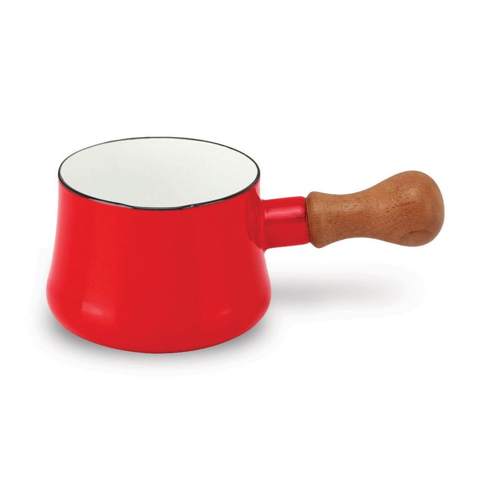 Dansk Kobenstyle Chili Red Metal Butter Warmer