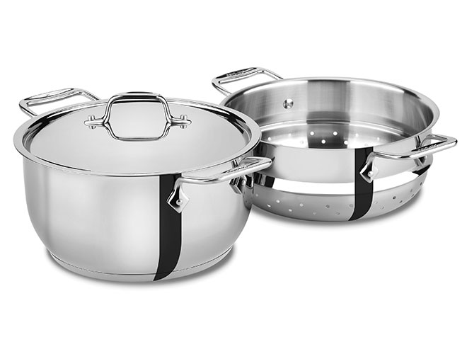 All-Clad 5-quart Stainless Steel Steaming Pot