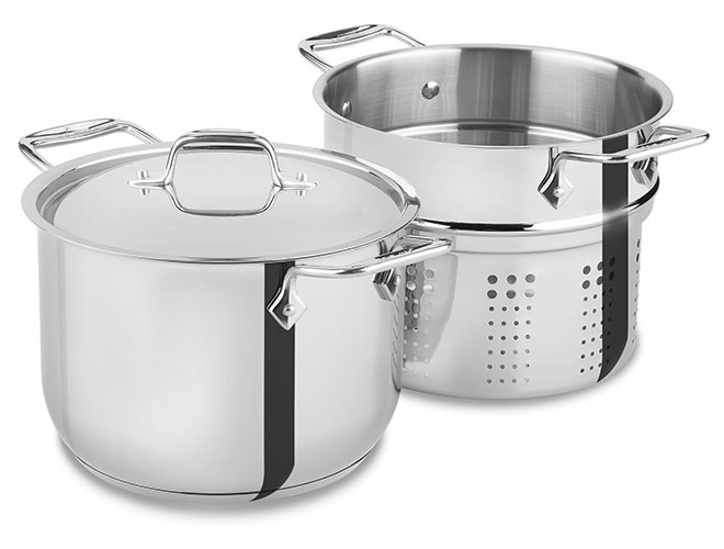 All-Clad 6-quart Stainless Steel Pasta Pot