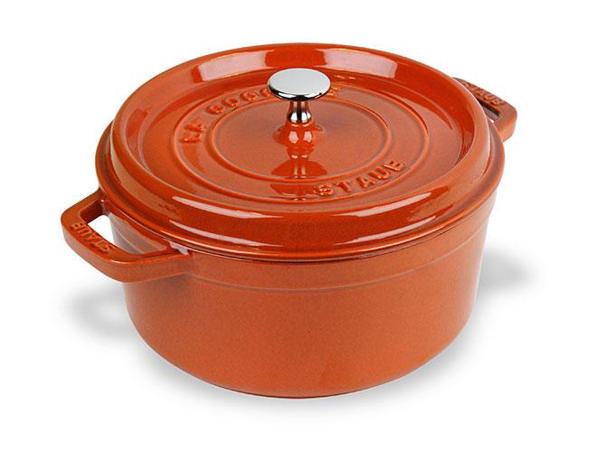 Staub 5.5-quart Round Dutch Ovens