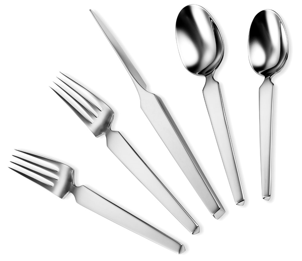 Zwilling J.A. Henckels Trialon Stainless Steel Flatware