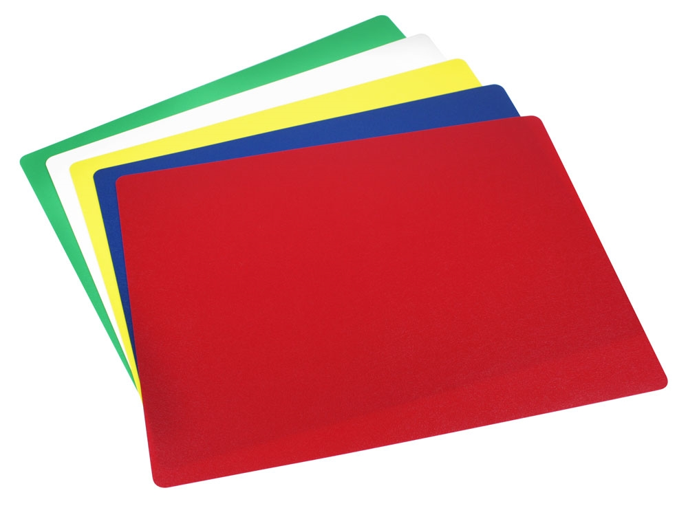 MIU 5 Piece Flexible Cutting Board Set