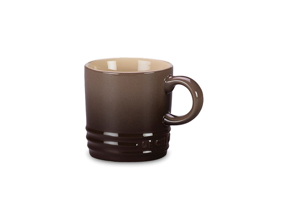Le Creuset Stoneware 3.5oz Truffle Espresso Mug