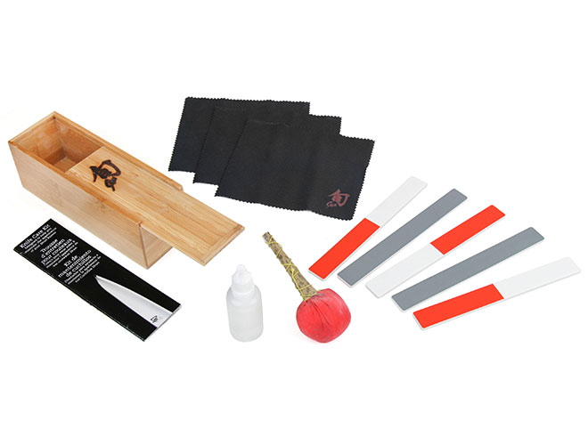Shun Knife Care Kit