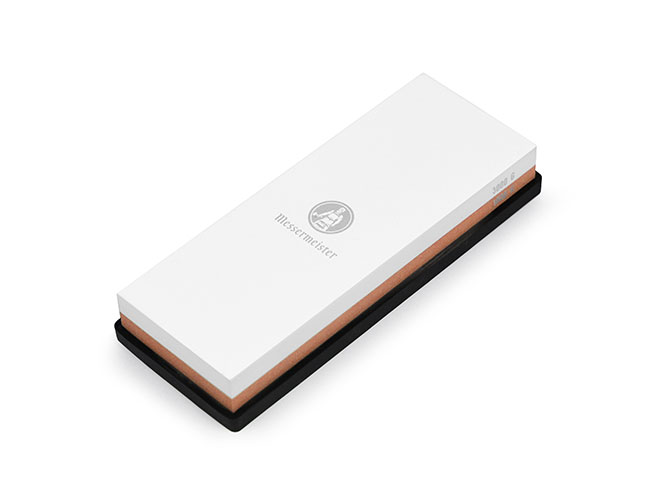 Messermeister 7 5x3x1 1000 3000 Grit Combination Sharpening Stone