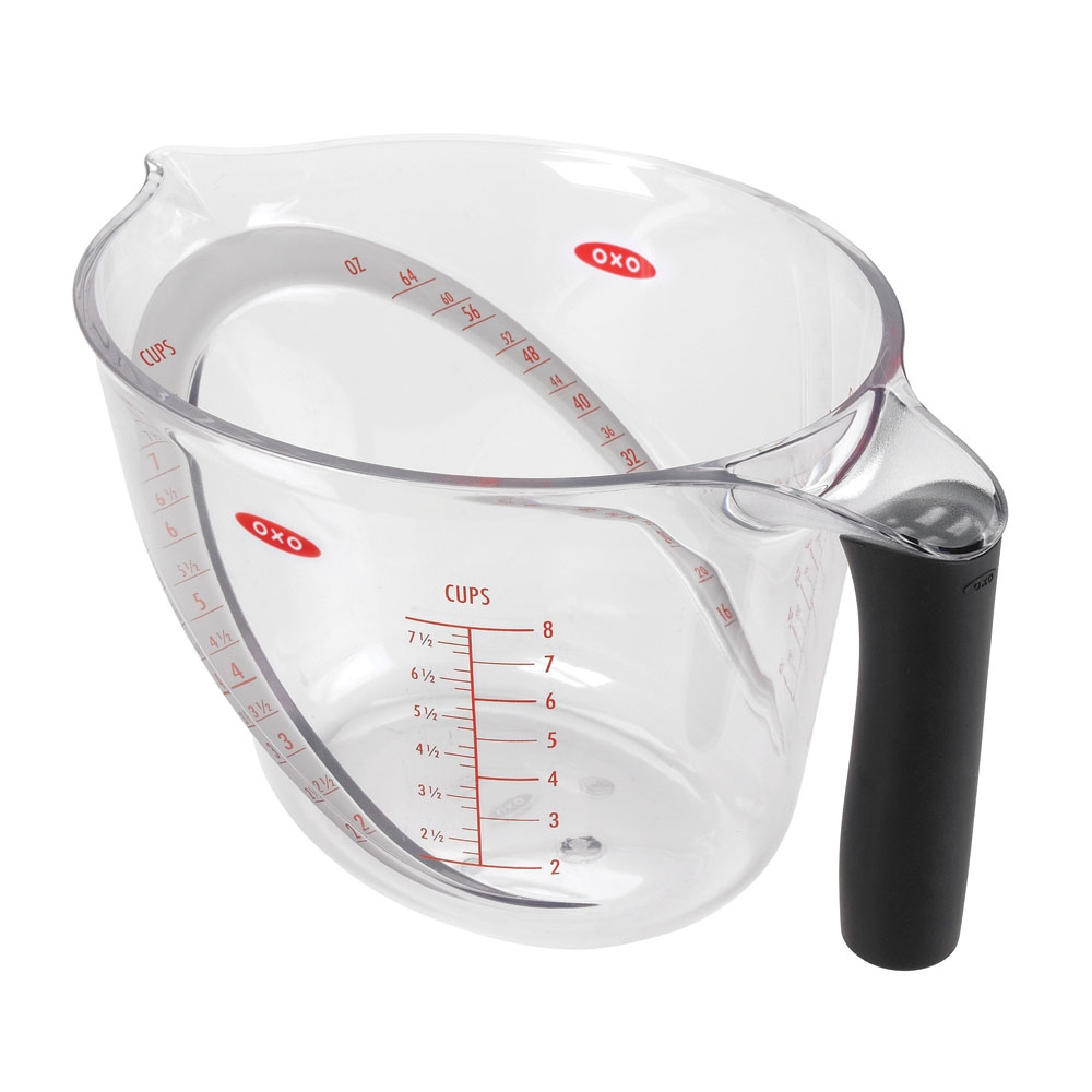 Oxo Good Grips Angled Measuring Cup 8 Cup Cutlery And More