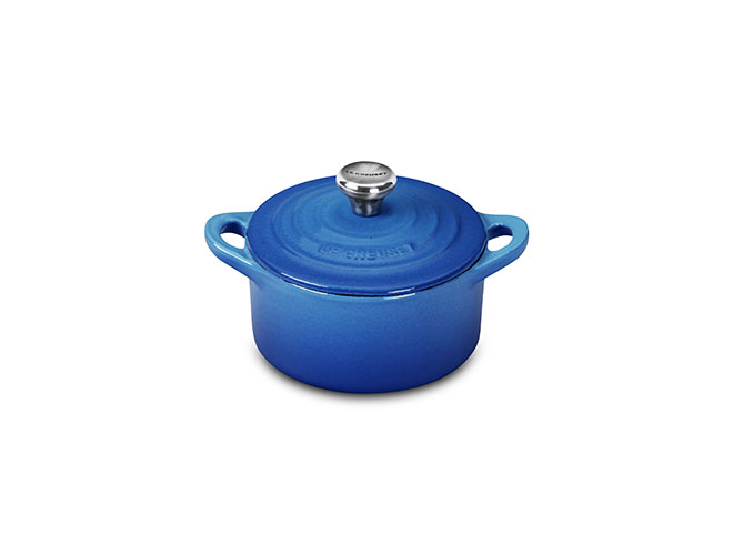 Le Creuset Signature Cast Iron 1/3-quart Mini Dutch Ovens