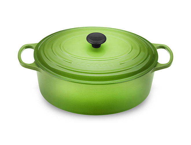 Le Creuset Signature Cast Iron 6.75-quart Palm Oval Dutch Oven