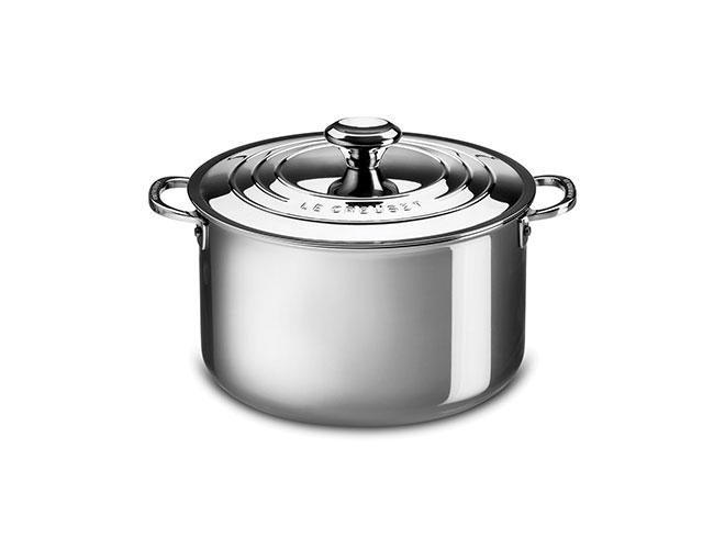 Le Creuset Stainless Steel Casseroles