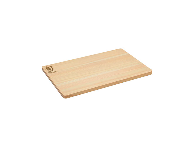Shun Hinoki Cutting Boards