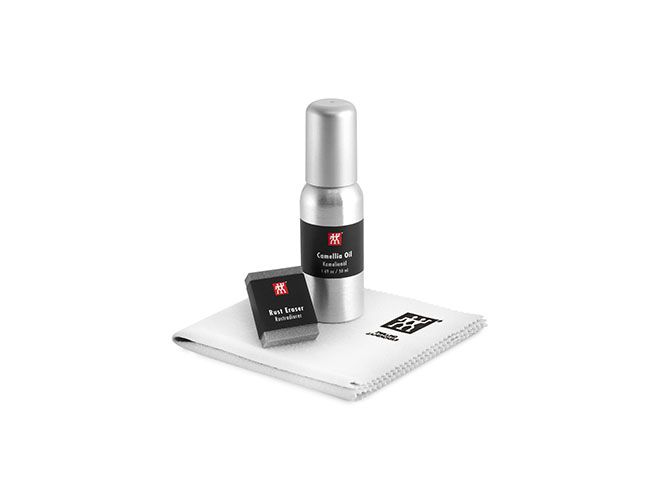 Kramer by Zwilling Carbon Steel Care Kit