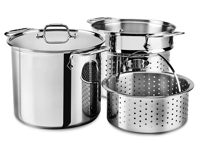 All-Clad Stainless Steel Multi-function Pots