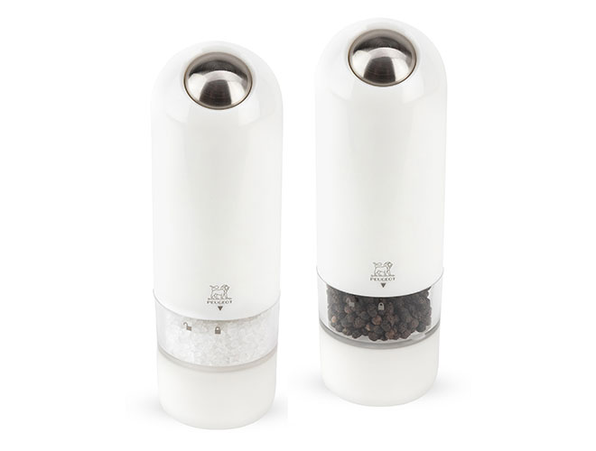 Peugeot 7-inch Alaska Electric Salt & Pepper Mill Sets