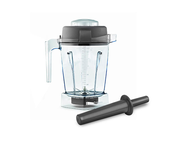 Vitamix 48oz Wet Blade Container with Mini-Tamper