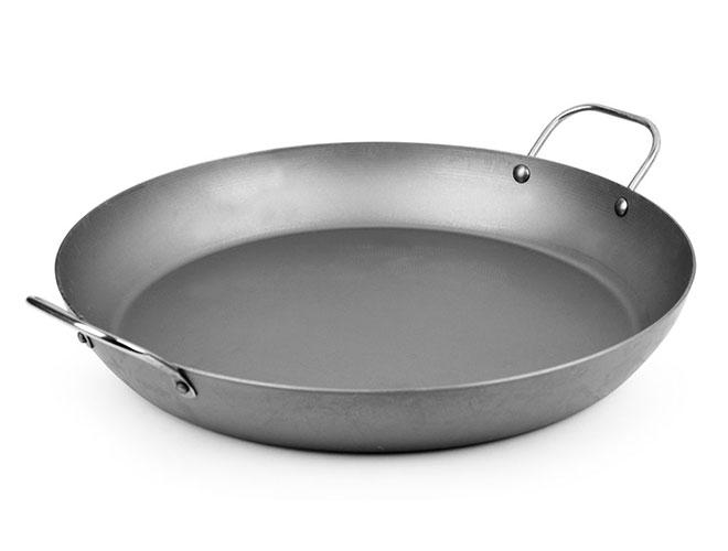 Mauviel M'steel Carbon Steel Paella Pans