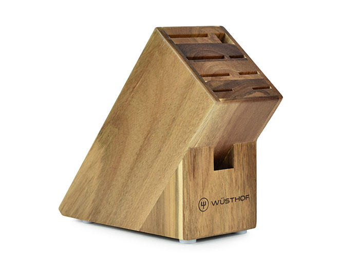 Wusthof 9-slot Acacia Knife Block