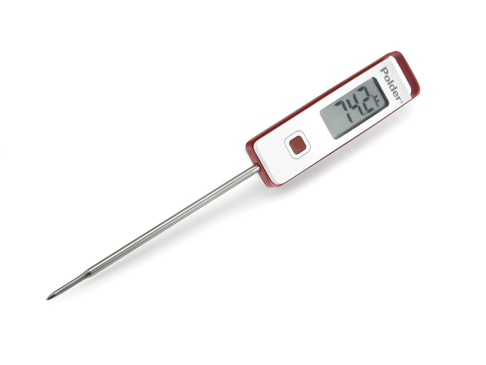 Polder Stable Read Digital Thermometer