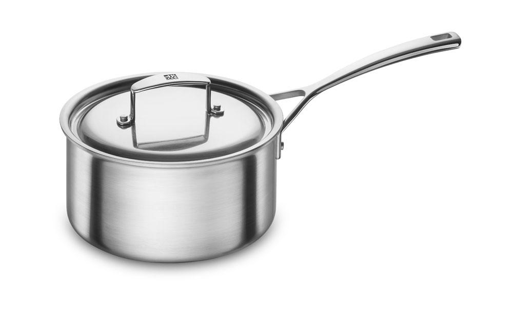 Zwilling J.A. Henckels Aurora Stainless Steel Saucepans