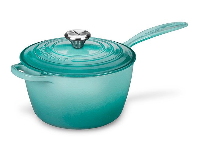 Le Creuset Signature Cast Iron 3.25-quart Saucepans