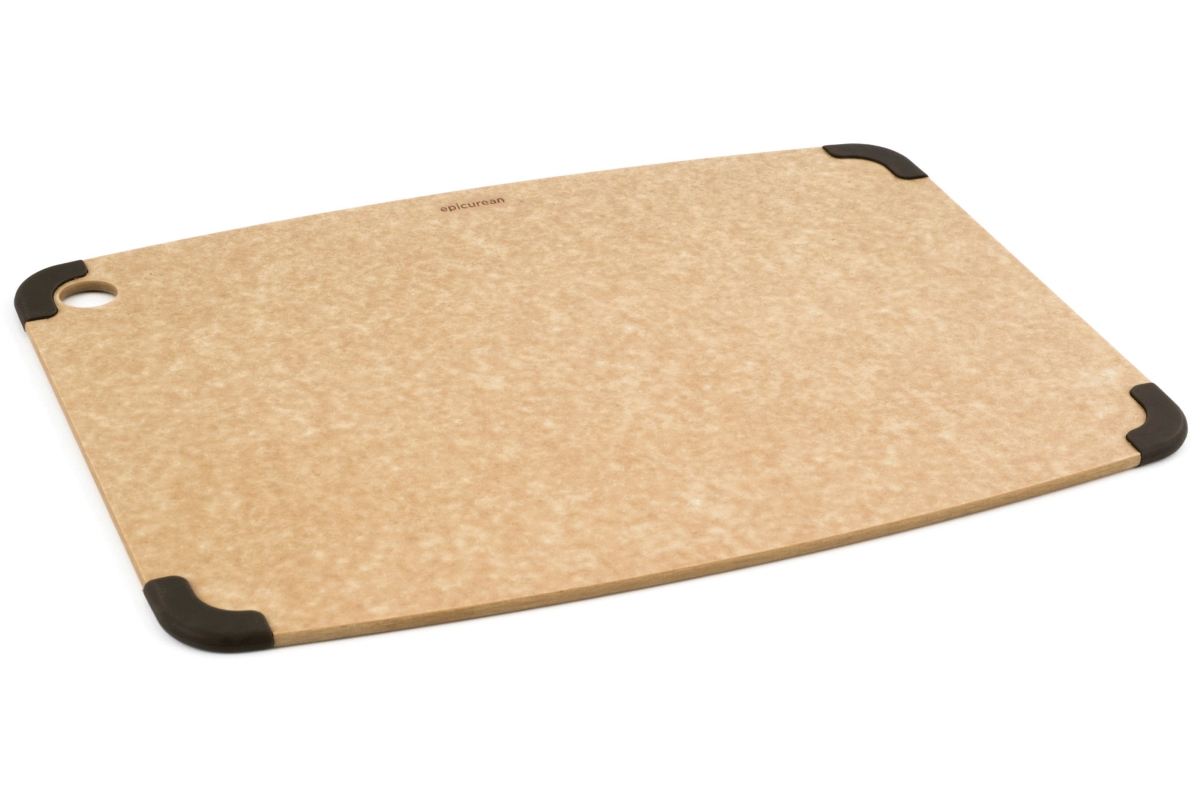 "Epicurean Non-Slip Series 17.5x13"" Natural Cutting Board"