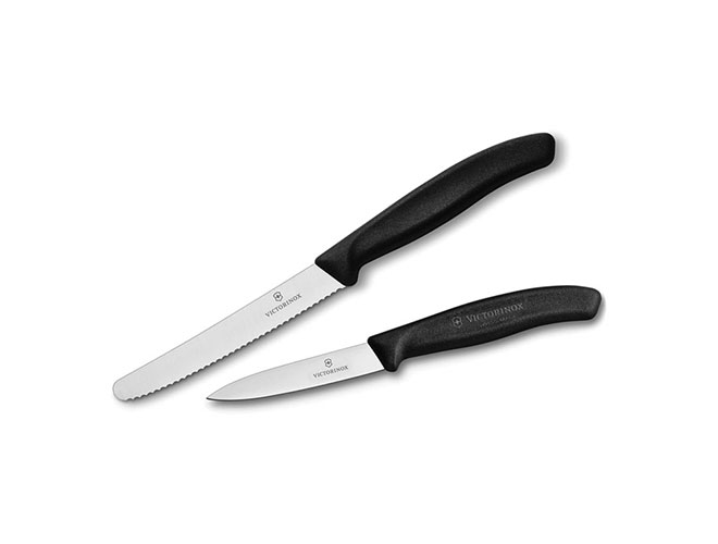 Victorinox Forschner Swiss Classic 2-piece Utility & Paring Knife Sets