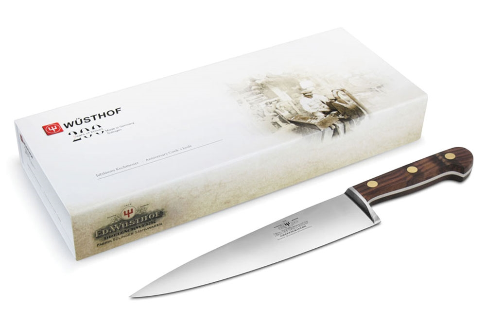 Wusthof Carbon Steel Chef S Knife 9 Inch Limited 200th