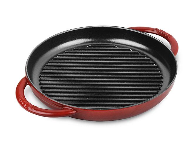 Staub 10-inch Round Grill Pans