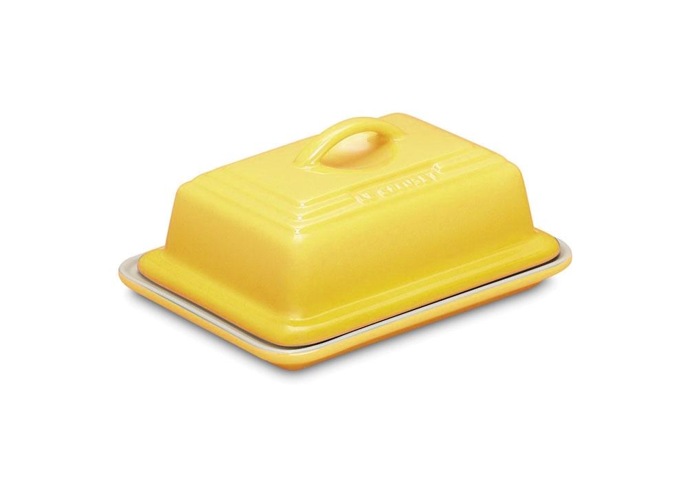 "Le Creuset Stoneware 8/"" Salt /& Pepper Mill Set Soleil Yellow"