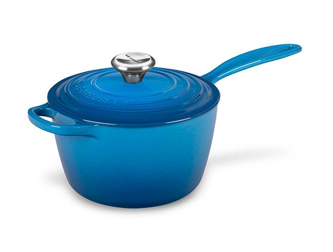 Le Creuset Signature Cast Iron 2.25-quart Saucepans