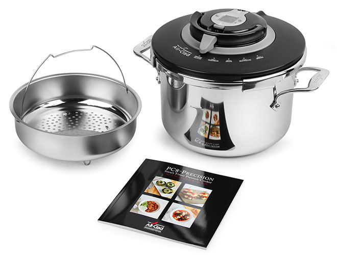 All-Clad 8.4-quart PC8-Precision Pressure Cooker