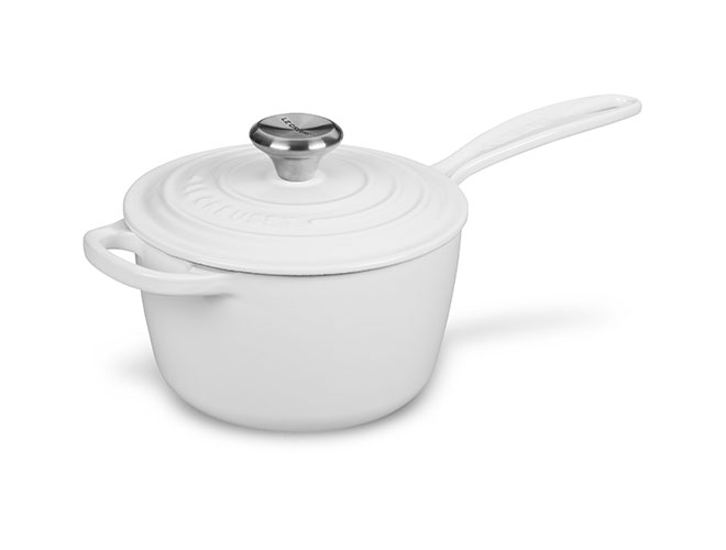Le Creuset Signature Cast Iron 1.75-quart Saucepans