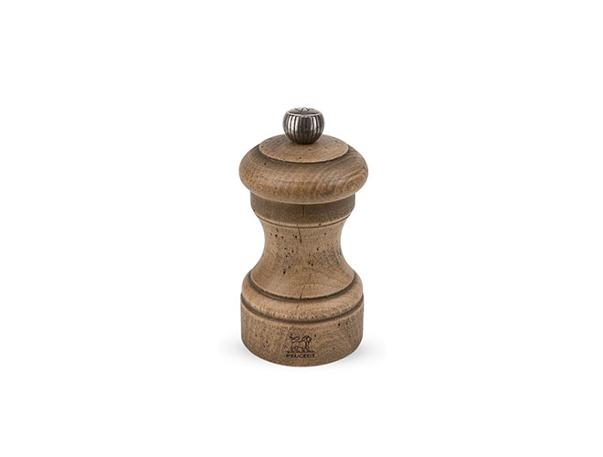 Peugeot Bistro Antique 4-inch Salt Mill