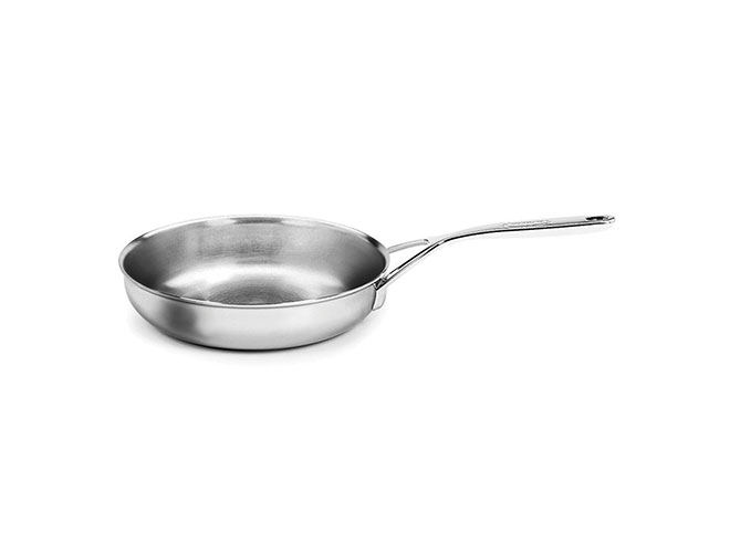 Demeyere 5-Ply Plus Stainless Steel Skillets