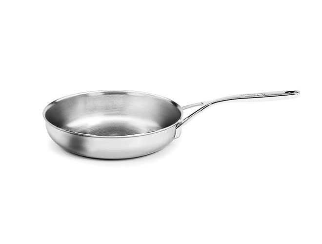 Demeyere 5-Plus Stainless Steel Skillets